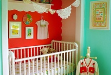 Amazing Baby Nurseries  / Welcome the newest humans with an awesome baby nest! Unique and unexpected baby nursery design inspirations.