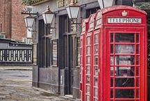 England / by Kaitlyn Buszinski