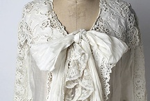 I Love Lace  / I love clothing with lace. It is so feminine. It also has to be modest. / by SallyAnn Bruce