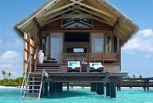 Honeymoon Sweet Spots / A global collection of sweet travel spots for your #honeymoon / by First Class Weddings