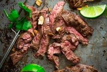 Boeuf / Beef recipes
