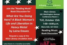 Events / by Albany Public Library
