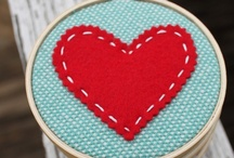 Stitching / by Tricia Hicks