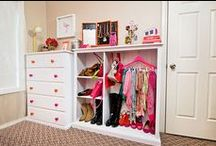 DIY: The Girls Bedrooms :)