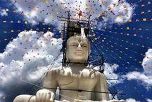 Temples et Bouddhas de Thaïlande / Un tableau pour regrouper les meilleures photos des Temples et Bouddhas de Thaïlande