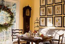 Breakfast Nook / by Linda Auble