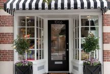 Storefronts cute and quaint / Cute storefronts and interiors and of course the signs! / by Rhonda Nowry