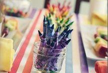 Color Party / by Rebekah Wales