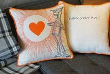 Pillows! / by Suzanne Harrison