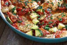 Italian & Greek Recipes / Recipes / by Rebekah Wales