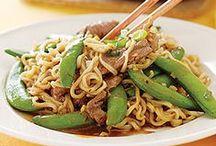 Asian Recipes / Recipes / by Rebekah Wales