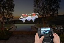 Sharper Image Drone Zone / Sharper Image Drones let you explore the skies like nothing you've ever tried before!