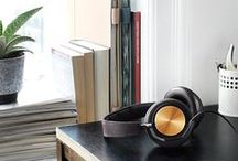 Bang & Olufsen B&O PLAY / Sharper Image introduces Bang & Olufsen B&O PLAY!  Premium materials & stylish designs, delivering high-quality sound.