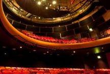 Theatres, Arts Centres, Concert Halls, Art Galleries / Auditorium, seating, audience, wedding venue, theatre, arts, sculpture, performance space, painting, halls, venues, performance space