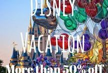 Disney On A Budget / Go to Disney without it becoming a financial nightmare.