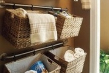 Organization & Storage / Ideas to keep everything neat and organized