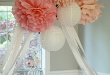 Let's Plan a Party / Awesome ideas for any event. I love decorating for parties