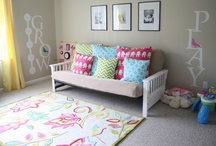 Ideas for the M&M twins / Mayleen & Melannie the love of my life. I love finding ideas for their room.