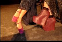 FASHION SHOW / Vintage dress and shoes Piumi!