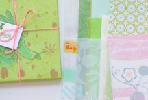 Paper - Wrapping / *  Scroll through for more 'paper' and 'craft' boards  *  See also : Christmas - Wrapping / by Anna Aquablue
