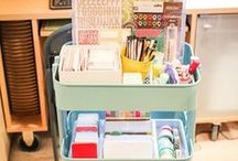Organizar Scrapbooking