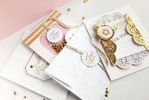 Stationery/Invitaciones