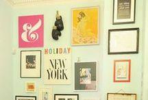Pared con arte- Art walls
