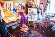 Studio & Workspace