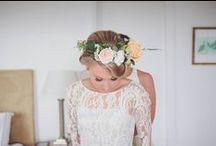 Flower Crown Style / Inspiration for #rosetintedflowercrowns