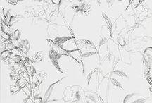 Floral / Floral + pattern
