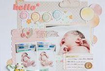 Bebes-Baby Scrapbooking