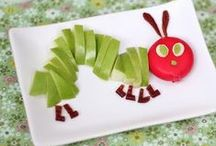 Playing With Their Food / Fun, creative ways to prepare your kid's food
