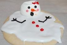 Winter & Snow Fun / Celebrating Winter and Snow with activities, crafts, gifts, food, and more!
