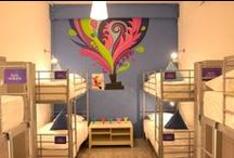 Hostels in Europe / How the Europe hostels look like? And what you should expect before visiting them. Find out a lot of information about the best and worst youth hostels in Europe and Balkan countries. Many hostel tips for all cheap hostels in Europe