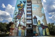 Bulgarian Street Art / All about Bulgarian street art. Artists. Many photos, artists and more