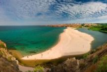 Bulgarian Beaches / Find out the most beautiful beaches in Bulgaria. Exept the main holiday villages and resorts, there are many hide for the tourist plases on the Bulgarian coast. Enjoy the amazing virgin Bulgarian beaches and views which will take your breath away.