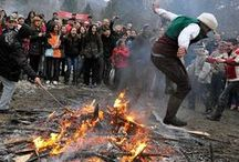 Bulgarian Customs and Traditions / Meet the famous Bulgarian folklore and ancient traditions. Fond out the most interesting customs and traditions in Bulgaria