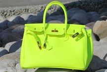A Statement  / The most luxurious and creative handbags...a girls best friend  / by Victoria