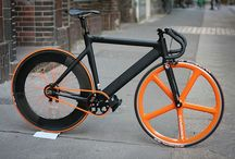 The Cycle Life / Showcasing Bicycle Elegance