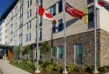 Commercial Projects / Commercial properties using our StoneRox Thin Stone Veneer.