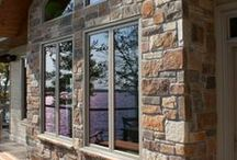Cobble Stone Gallery / Images of our cobble stone veneer.