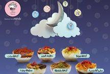 Ramadan Promotion / Kunafa and Cake