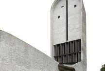 ARCHITECTURE - LE CORBUSIER