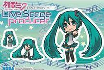 Hatsune Miku / Vocaloid №1! ♥♫