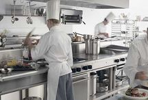 Inspiration for caterware ltd designs and installations / A selection of ideas to inspire designing your commercial kitchen   www.caterware.co.uk