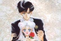 Sailor Moon - couples