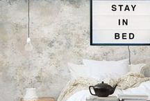 Bedroom Inspiration / Be Enchanted