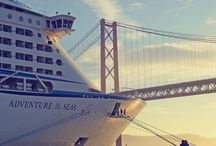 Going on a cruise / by Vicki