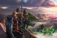 Fantasy+Legend Realm Art