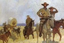 Frontier + Pioneer Art